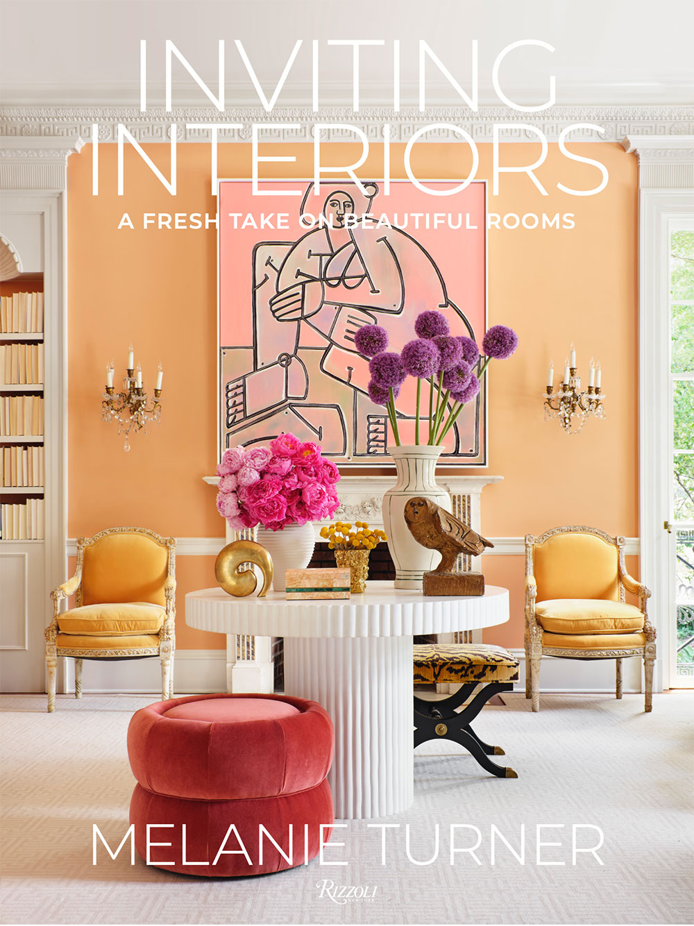 Inviting Interiors A Fresh Take on Beautiful Rooms book by Melanie turner